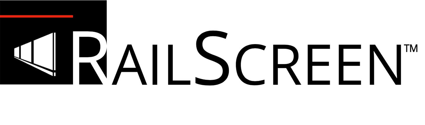 Railscreen Logo